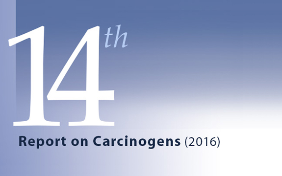 National Toxicology Program: 14th Report on Carcinogens