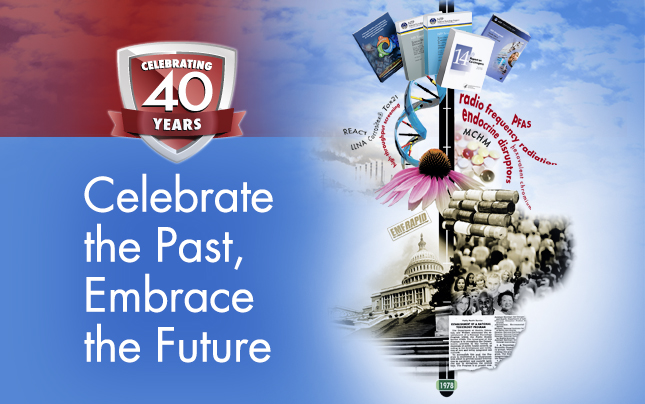 Celebrating 40 Years: Celebrate the Past, Embrace the Future