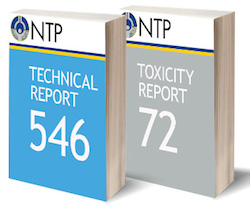 Front cover TR-546 and TOX-72