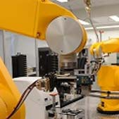 Robotic arm used for Tox21 testing