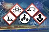 Icons depicting five toxic endpoints